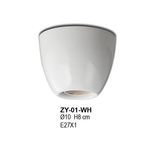 ZY-01-WH (Ø10  H8 cm)
