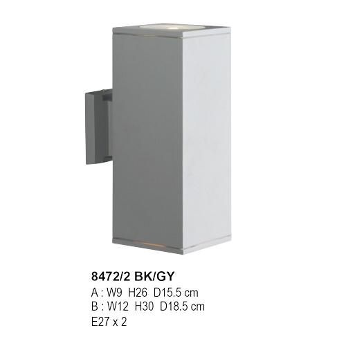 8472/2 BK/GY