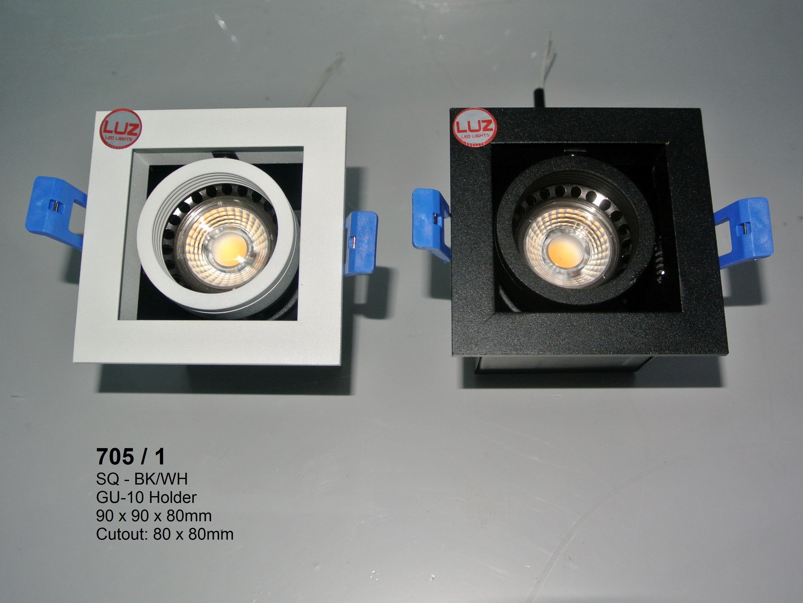705-1L-WH/BK