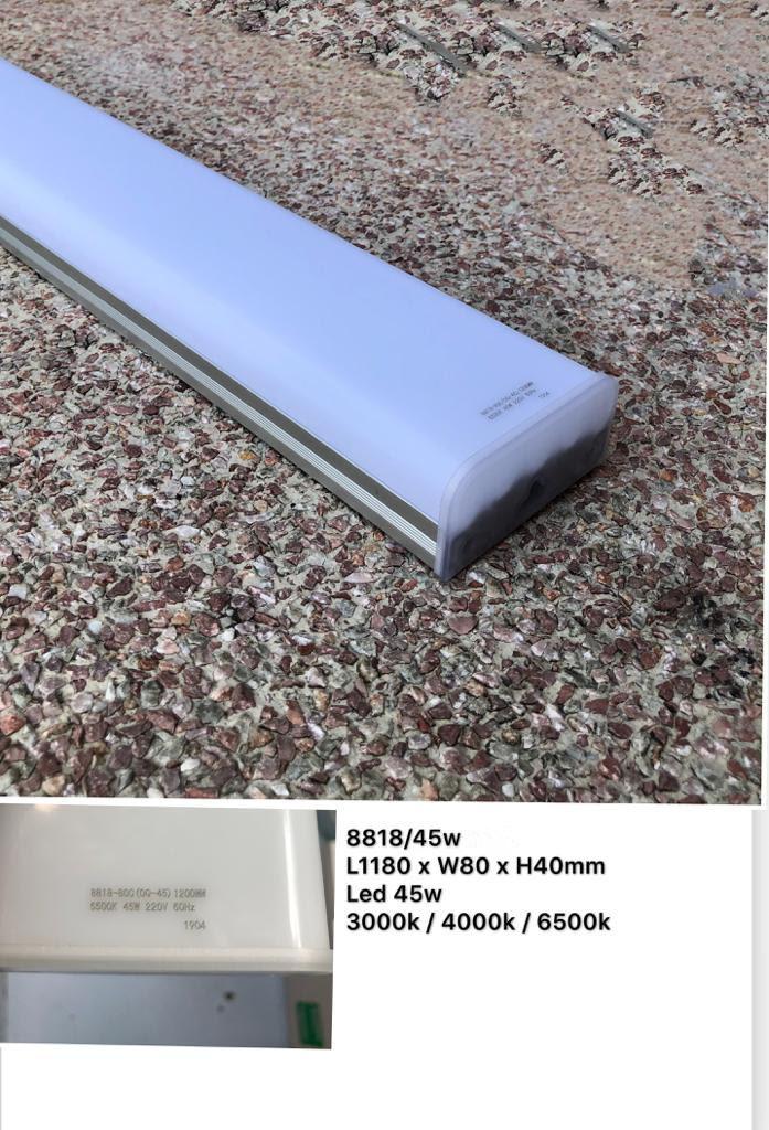 8818-45W-3000K / 4000K / 6500K